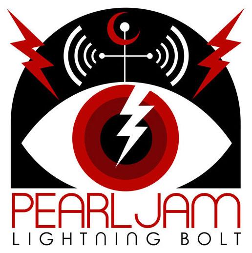 Portada de Ligntning Bolt de Pearl Jam